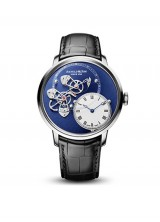 Arnold & Son's New Limited White Gold Edition of the DSTB