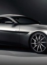 "Peek Inside Aston Martin DB10 From ""Spectre"""