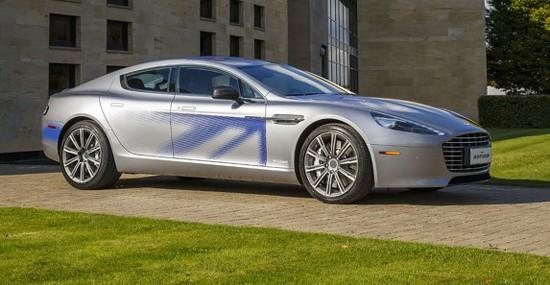 Electric Aston Martin RapidE Concept