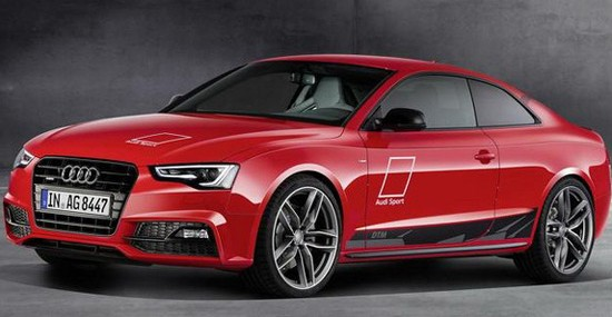 Audi A5 DTM Selection Limited Edition