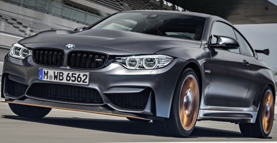 New BMW M4 GTS In A Limited Edition