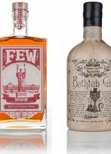 FEW Bourbon & Professor Cornelius Ampleforth Bathtub Gin – Old Tom Now Available At Marks & Spencer