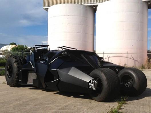 $1 Million Batmobile
