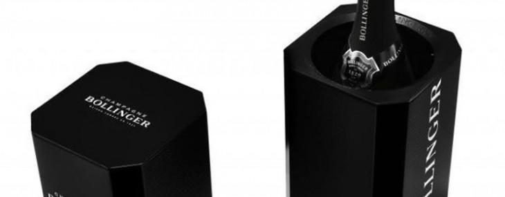 Bollinger James Bond Crystal Set