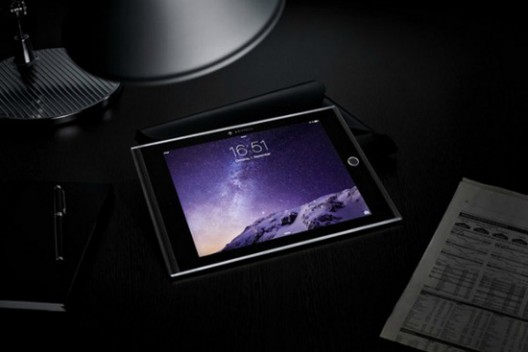 iPad Air 2 from Brinell Comes In Macassar Wood, Nappa Leather and Carbon Fiber