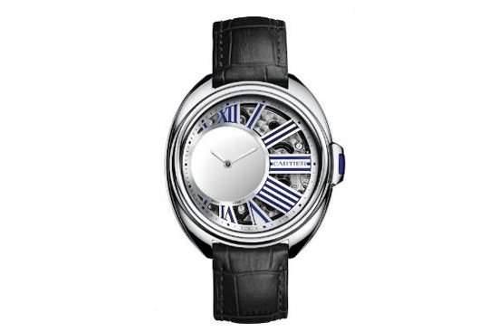Cartier Cle de Cartier Mysterious Hour replica