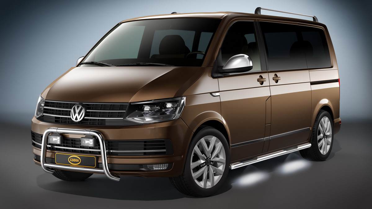 Cobra Technology & Lifestyle VW T6