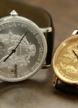 50th Anniversary Of Corum Coin Watch