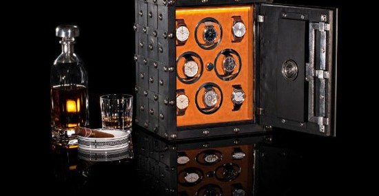 Luxury Döttling Miniature Chest Safe