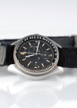 Dave Scott's Apollo 15 Chronograph Watch At Auction