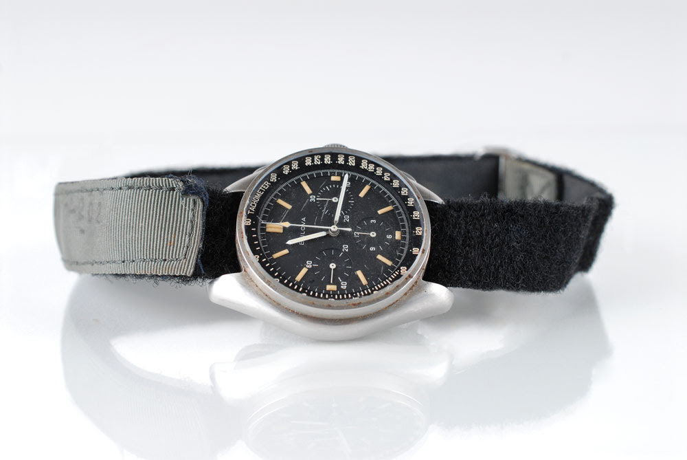 Dave Scott's Apollo 15 Chronograph Watch