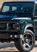 Land Rover Defender 2.2 TDCI 110 Double Cab Pick Up By Chelsea Wide Track