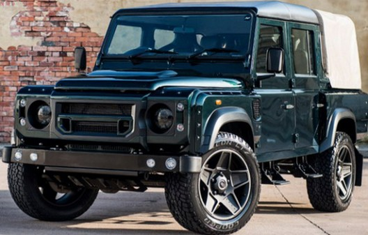 Land Rover Defender 2.2 TDCI 110 Double Cab Pick Up - Chelsea Wide Track