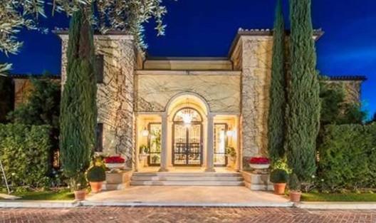 Elton John's New $33 Million Beverly Hills Estate