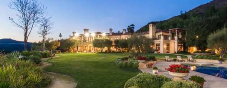Elton John Splashed Out $33 Million On Beverly Hills Mansion