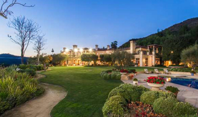 Elton John's New $33 Million Beverly Hills Estate