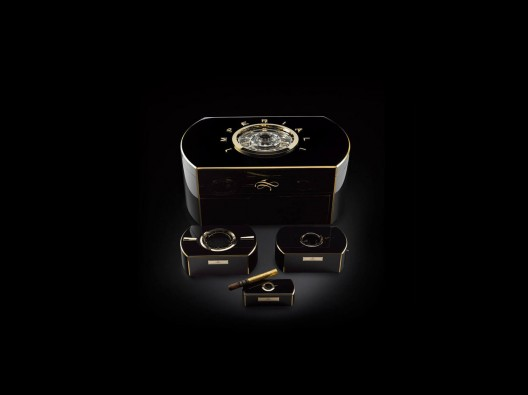 Emperador Cigar Chest Worth 1 Million Swiss Francs