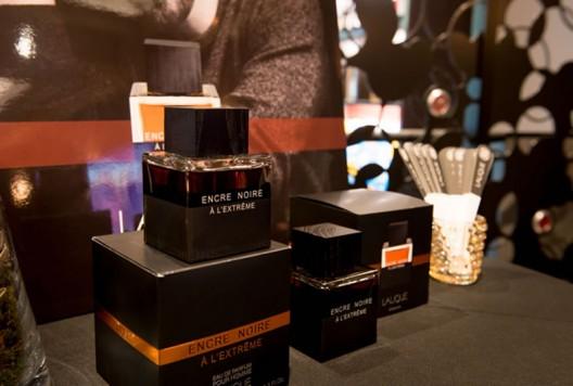 Encre Noire À L'Extrême - Lalique's New Fragrance For Men