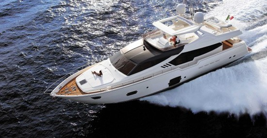 Fit For A King – Ferretti Altura 840 Tai He Ban Special Edition