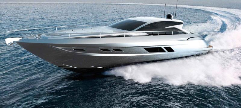 Filippetti S53 Sport Yacht
