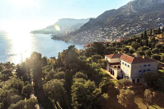 Gabrielle Chanel's Villa La Pausa