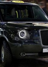 New London Taxi Is Hybrid Geely TX5