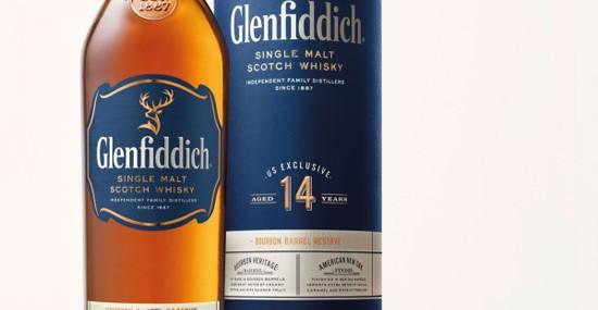 Glenfiddich 14 Year Old Celebrates American Spirit