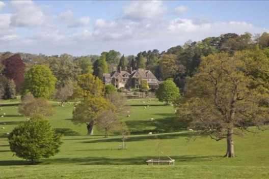 David and Victoria Beckham Gloucestershire Estate