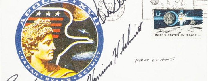Heritage Auctions' Space Exploration Auction Open for Bidding