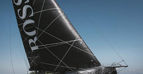 IMOCA – New Hugo Boss Racing Yacht