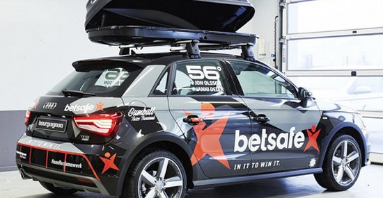 Audi A1 Inspired by Jon Olsson's Audi RS6 DTM