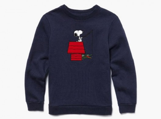 2015 Lacoste x Peanuts Collection