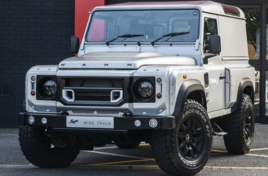 Land Rover Defender 2.2 TDCI 90 Hard Top