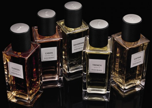 Le Vestiaire des Parfums - Yves Saint Laurent's New Fragrance Collection