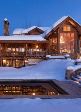 Magnificent Lodge-Style Residence in Aspen Can Be Yours For $17.95 Million