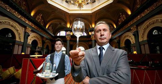 Would You Pay £26 For a Bottle of Water? Merchant Hotel Launches Luxury Water Menu