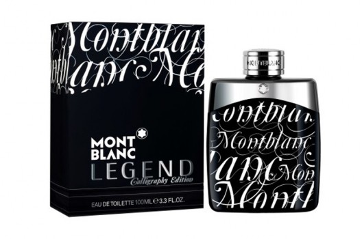 Montblanc Legend Calligraphy – New Limited Edition Fragrance