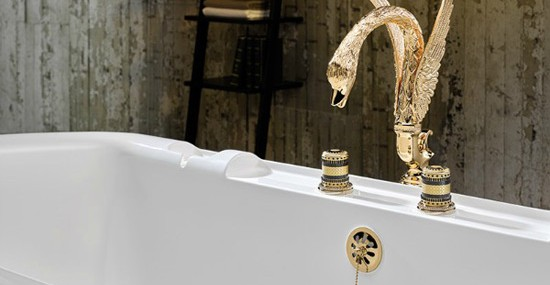 Monte Carlo Bath Collection by THG Paris