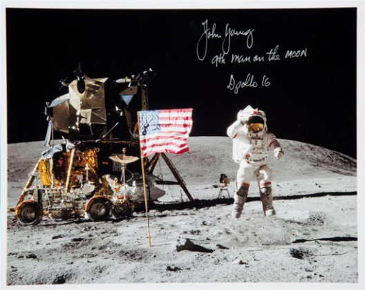 Rarities from NASA's Apollo Missions at Dallas Auction