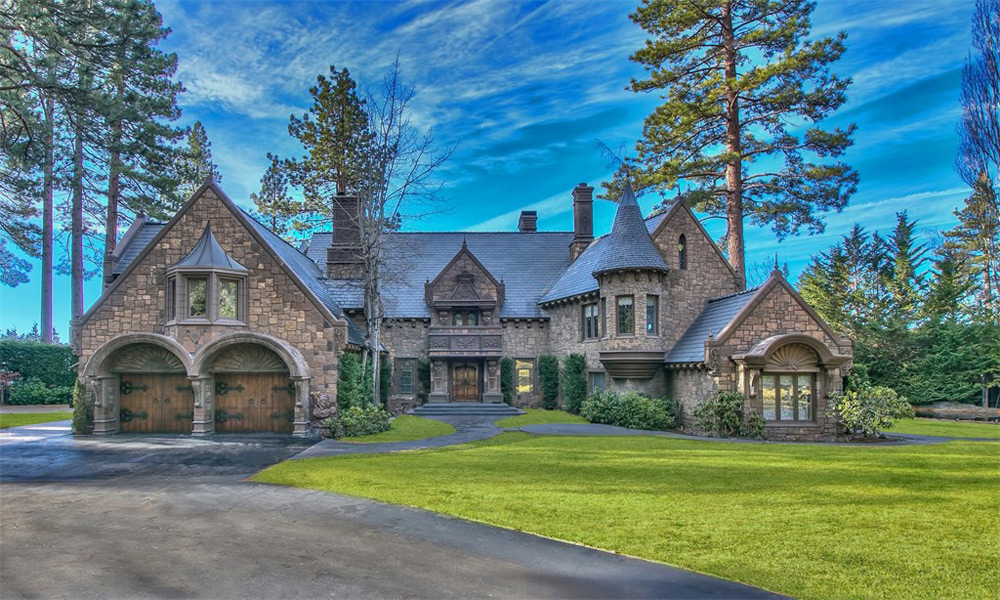 the castle on lake tahoe nevada can be yours for 26