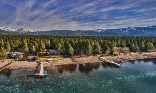 """The Castle on Lake Tahoe"", Nevada Can Be Yours For $26 Million"