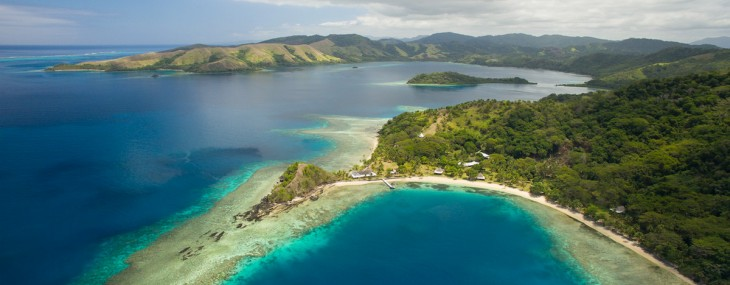 Novado Bay – Secluded and Self-Sustaining Fijian Compound To Sell At Auction