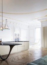Snaidero OLA 25 Limited Edition Kitchen Design By Pininfarina