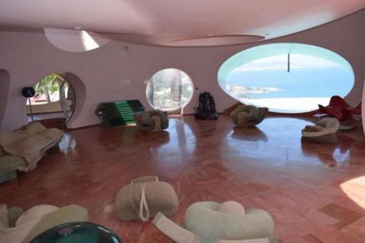 Pierre Cardin's Bubble Mansion