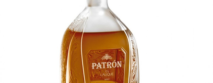 Patrón Teamed Up With Lalique For Limited Edition Crystal Decanter Serie 1