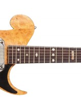 Last Electric Guitar Ever Made by Paul Bigsby Highlights Heritage Auctions Event