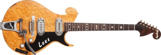 Last Electric Guitar Ever Made by Paul Bigsby