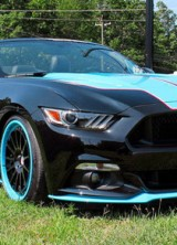 Special And Limited Petty's Garage Ford Mustang GT King Edition