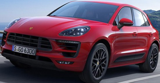 New Porsche Macan GTS For 2016