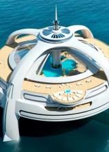 Project Utopia – Floating Island Paradise At Sea